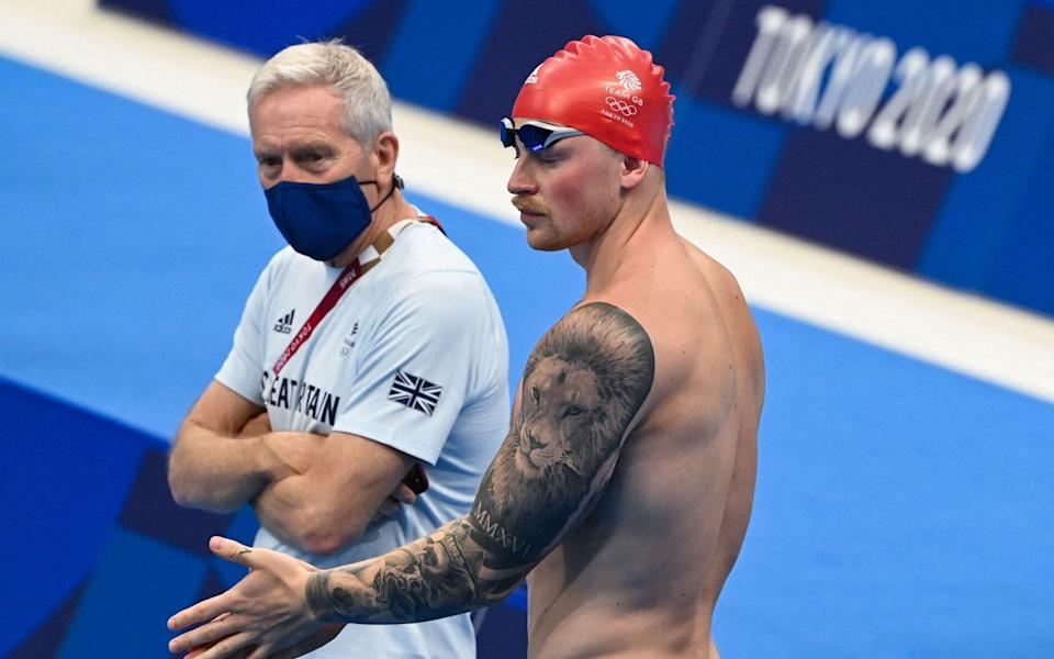 Tokyo Olympics 2020: Live updates and latest news as Adam Peaty's Games begin - GETTY IMAGES