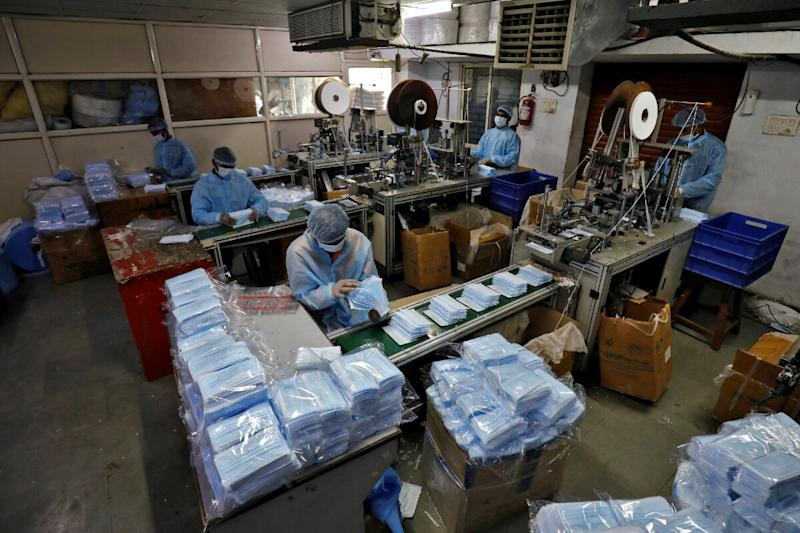 India's Mfg Sector Activity Returns to Growth in August as Demand Picks Up: PMI