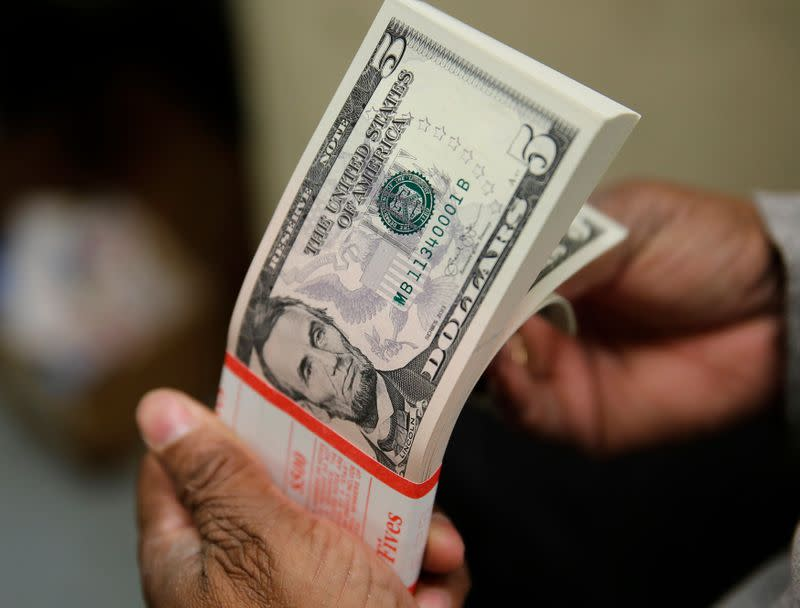 U.S. dollar slides, posts worst weekly run of losses in a decade