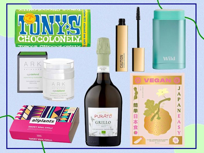 <p>From foodie favourites to fashion and beauty lifestyle changes, we're here to help you with your New Year pledge</p> (The Independent)