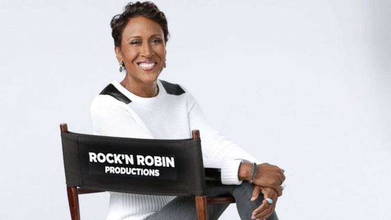Robin Roberts Launches Rock'n Robin Productions