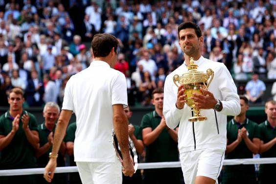 Djokovic won his fifth Wimbledon title (Getty Images)