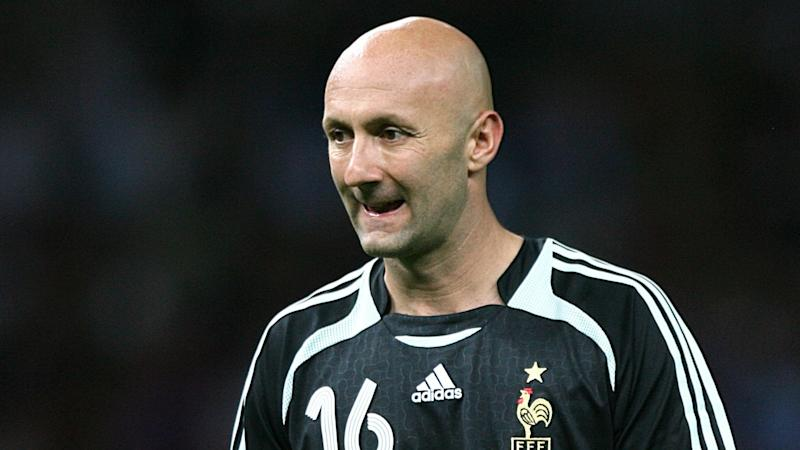On this day in 2006: Fabien Barthez announces retirement from football