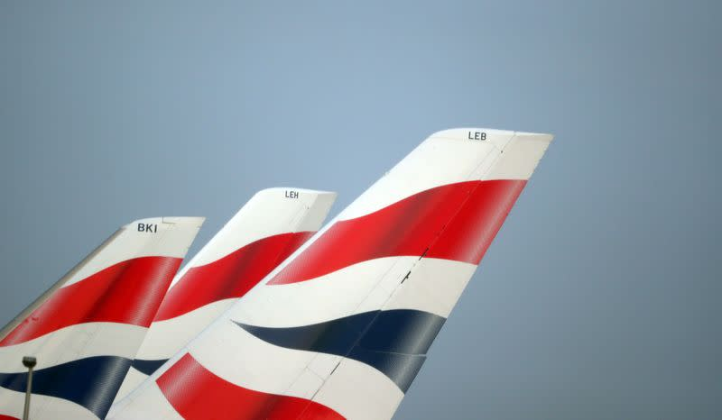 British Airways owner says earnings bets are off as coronavirus hits