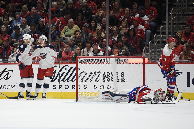 Columbus' John Tortorella assails referees, National Hockey League in postgame rant