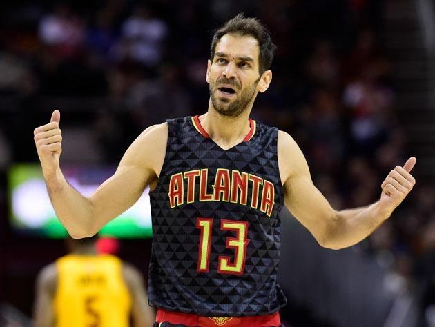 Jose Calderon is completely lost. (Getty Images)