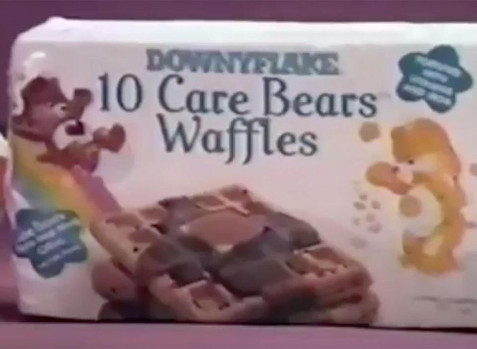 care bears waffles