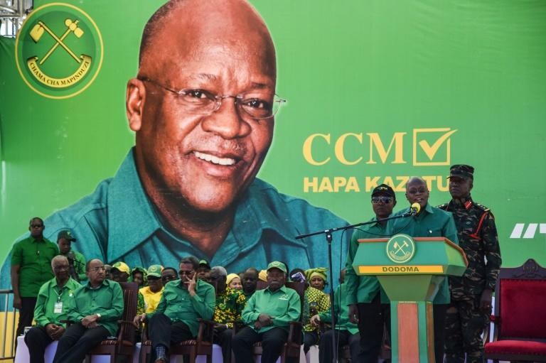 Tanzanian President John Magufuli has continually played down the seriousness of the virus