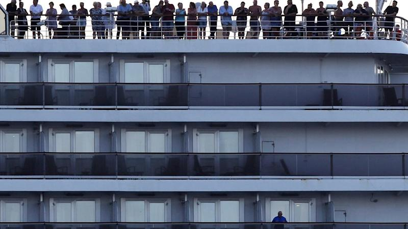 Passengers have been allowed off the cruise ship Westerdam in Cambodia, after a virus quarantine