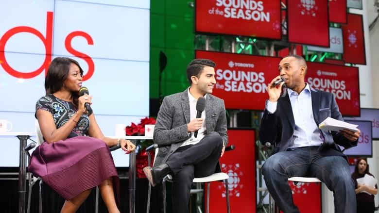 There's a week left until CBC Toronto's Sounds of the Season. Here's how to donate