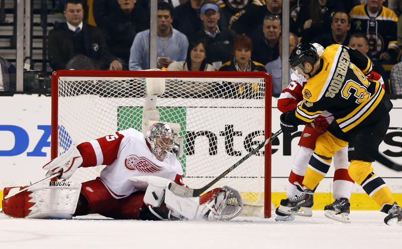 Red Wings-Bruins Preview