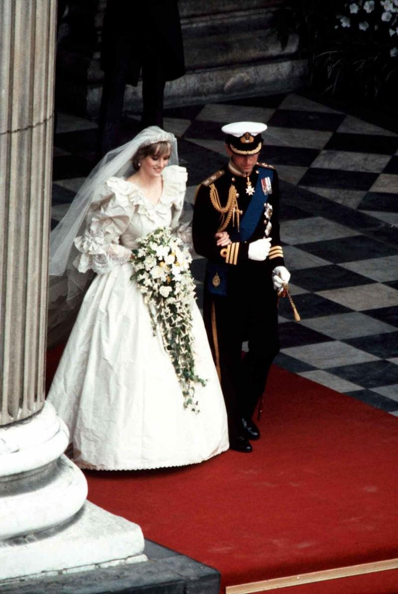 Charles and Diana married in 1981. Source: Getty