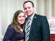 """<p><a href=""""https://people.com/tv/anna-duggar-past-10-years-wonderful-adventure-husband-josh/"""" rel=""""nofollow noopener"""" target=""""_blank"""" data-ylk=""""slk:In July of 2018"""" class=""""link rapid-noclick-resp"""">In July of 2018</a>, Anna shared a series of family photos to Instagram and reflected on the past decade of life and the """"wonderful adventure"""" that it has been with Josh.</p> <p>""""June was an exciting month for our family: Marcus, Michael and I are are officially a year older + Josh and I celebrated our 10 year engagement anniversary!"""" she wrote in the caption.</p> <p>""""The past 10 years have been a wonderful adventure,"""" she continued. """"So thankful for God's redeeming grace and His blessings to us along the way, especially our 5 M's!""""</p>"""