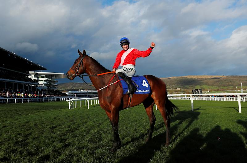 Rachael Blackmore won her first two races at the Cheltenham Festival in 2019. Can she become the first woman to finish the meeting as top jockey 12 months later?