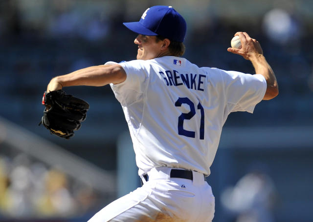 How Zack Greinke changed his approach to protect his elbow