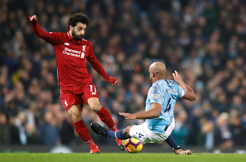 Man City win ugly to put brakes on Liverpool title charge