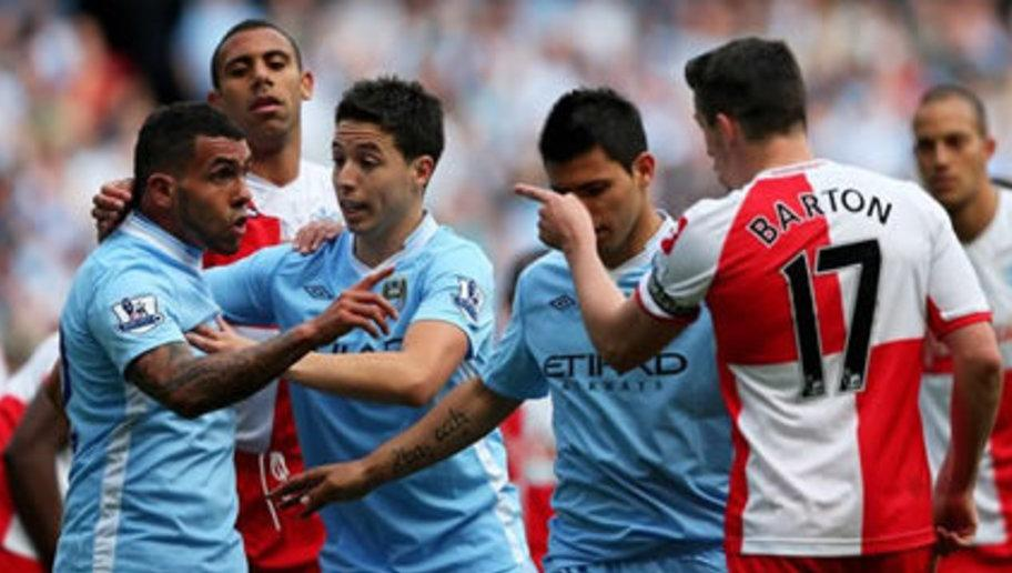 <p>Joey Barton. As soon as most people hear that name, thoughts of a fairly talented footballer with the discipline of a petulant teenager will come back to memory.</p> <br /><p>It could be argued that Barton's red card and the subsequent assaults for QPR against Manchester City on the last day of the 2011-12 season handed the Citizens the league title, but more scandalous incidents included headbutting Norwich midfielder Bradley Johnson and assaulting his teammate Ousmane Dabo.</p> <br /><p>Widely seen as one of the dirtiest players to grace the Premier League, Barton will always be seen as a notable player for the wrong reasons.</p>