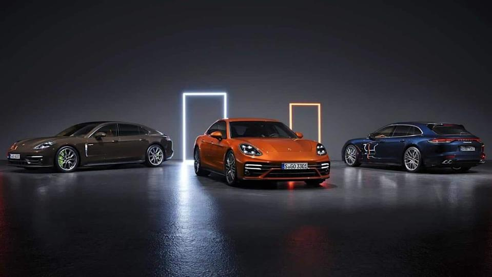 Porsche Panamera range launched in India at Rs. 1.45 crore