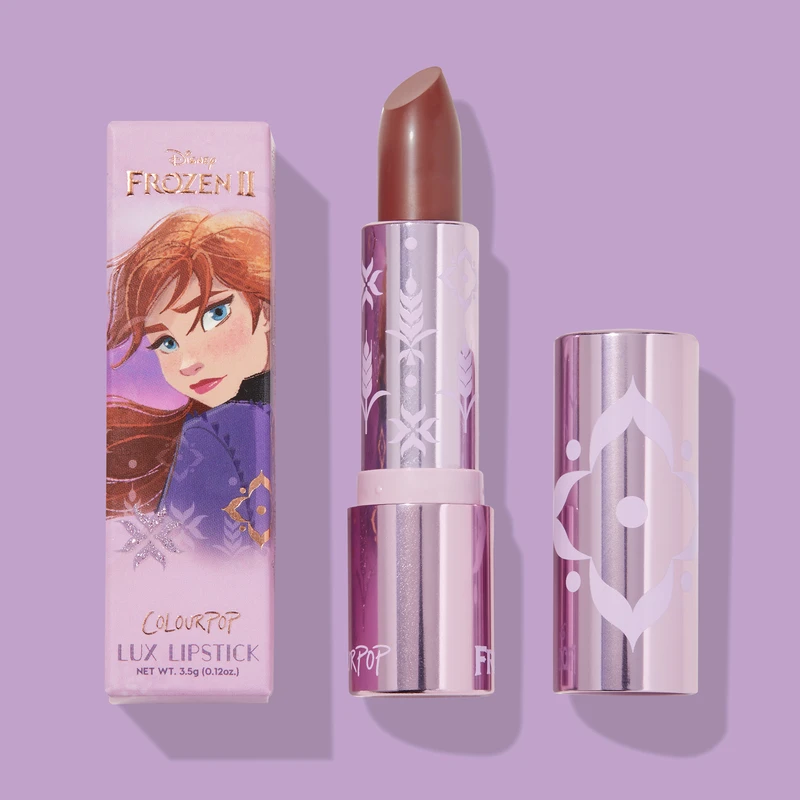 Anna's Going North Creme Lux Lipstick (Photo courtesy of ColourPop Cosmetics)