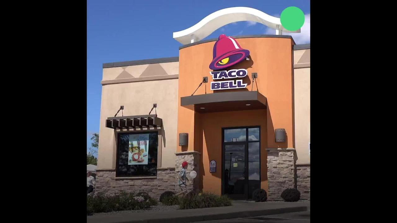 Taco Bell sued by NJ couple over $2.18 dispute over Chalupa Cravings Boxes
