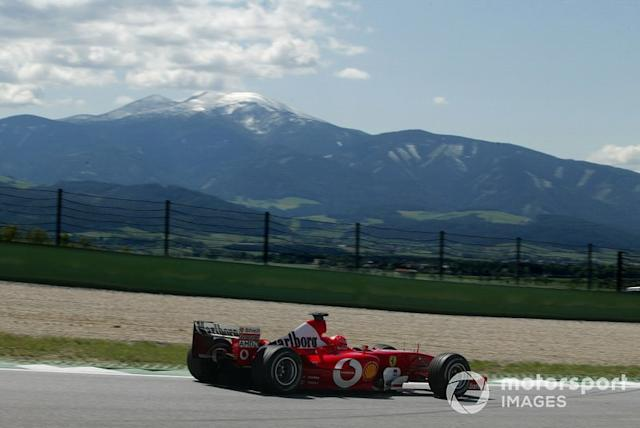 "GP de Austria 2003 <span class=""copyright"">Steve Etherington / Motorsport Images</span>"