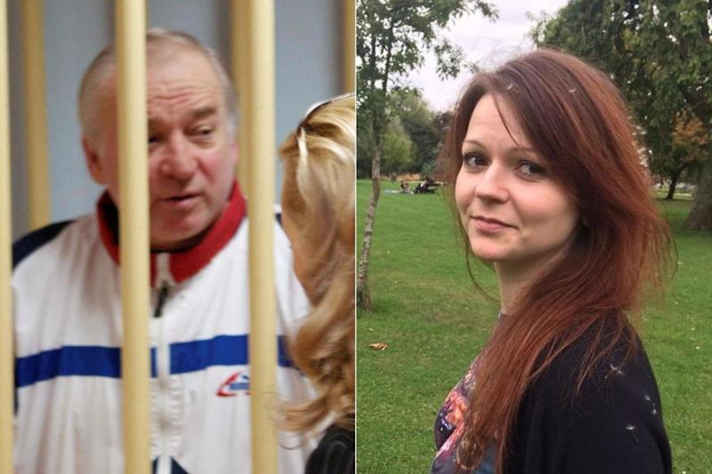 Russian spy 'poisoning': Sergei and Yulia Skripal are fighting for life in hospital (PA)