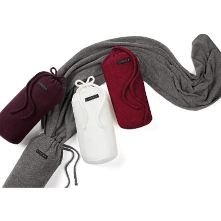 The Everything Luxe Cashmere Travel Blanket. (Photo: Amazon)