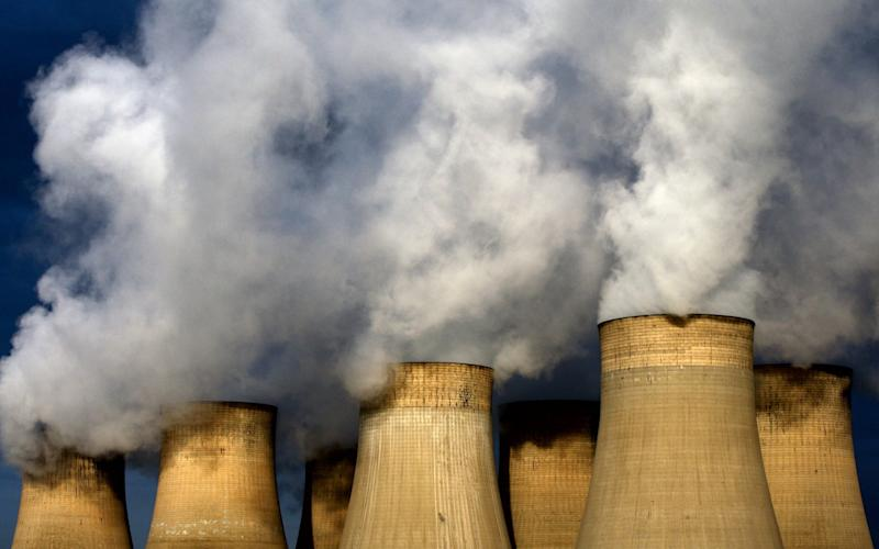 Britain's use of coal-generated electricity is dwindling fast - PA
