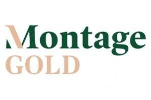 Montage Gold Corp Logo (CNW Group/Montage Gold Corp)