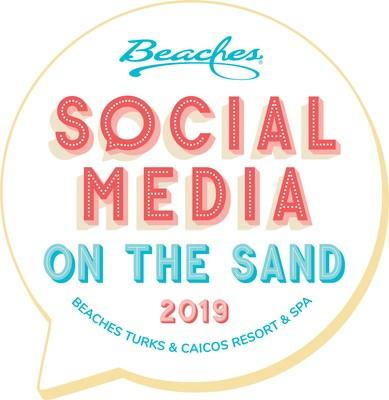 """Trendsetters will hit the sand and get social at Beaches® Resorts' 5th Annual """"Social Media on the Sand"""