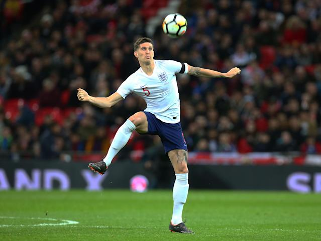 <p>John Stones<br> Age 23<br> Caps 24<br>Absolutely central to England's chosen tactical set-up, his job will be to link defence with midfield and distribute the ball wisely at the back. That opens him up to errors in possession and he slipped down City's pecking order late in their title-winning season.<br>Key stat: Made just five Premier League starts after the turn of the year, and 18 league appearances over the season. </p>