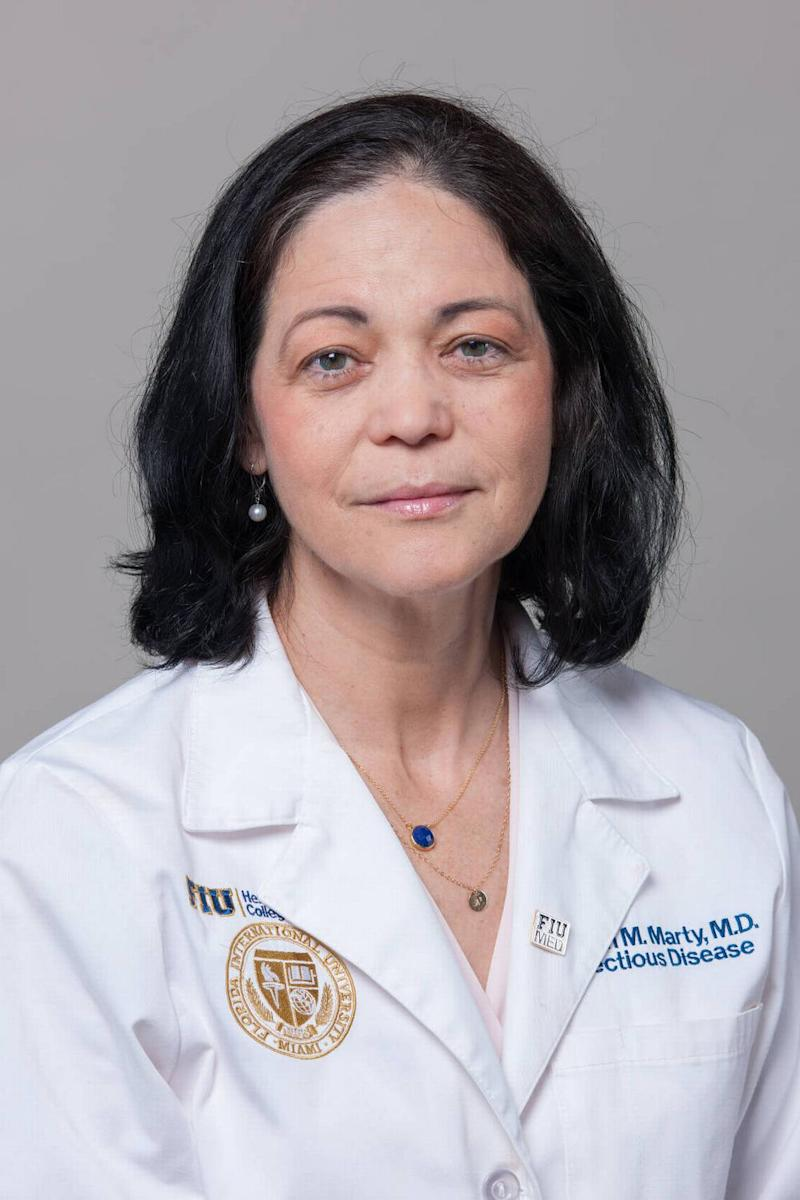 dr aileen marty