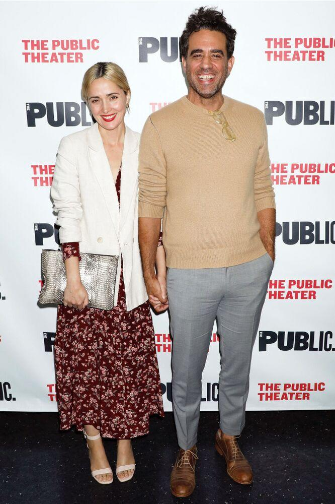 Rose Byrne and Bobby Cannavale   Gregory Pace/Shutterstock