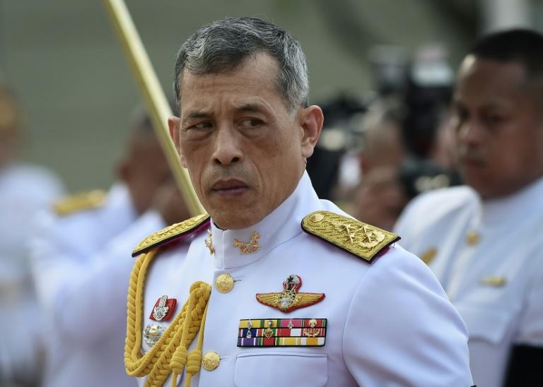Thailand's king appoints his consort as queen