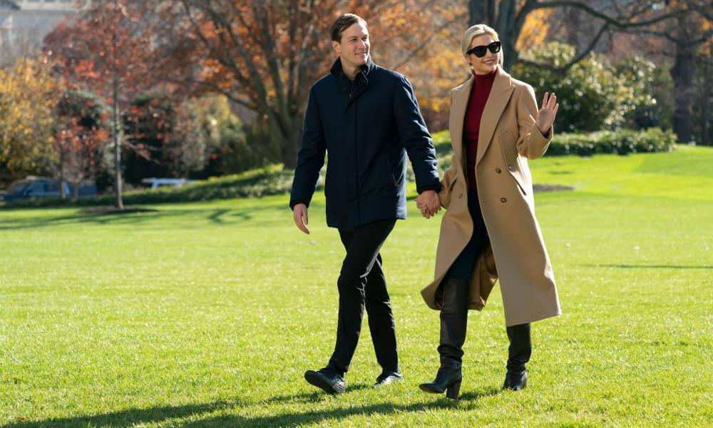 Sorry, try Obama's house: Secret Service barred from using Ivanka Trump's bathrooms