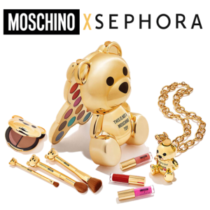 A Moschino X Sephora collaboration? Yes please!