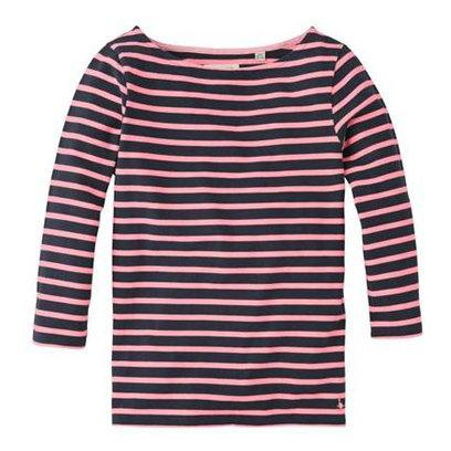 Jack Wills Top: What to Wear: Weekend: Breton Tops: Fashion