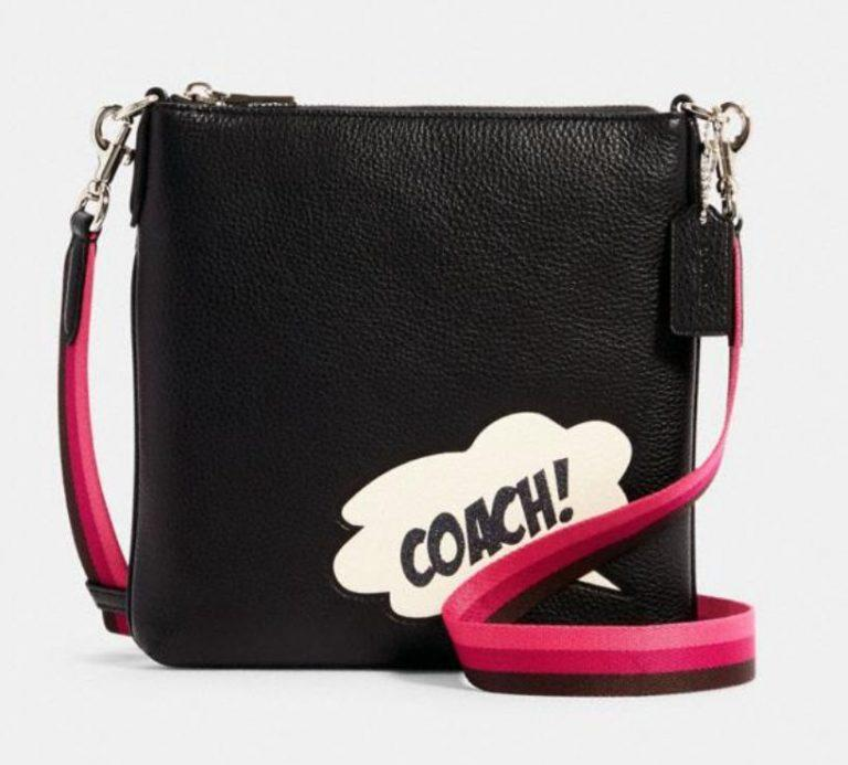 Créditos: Outlet de Coach.