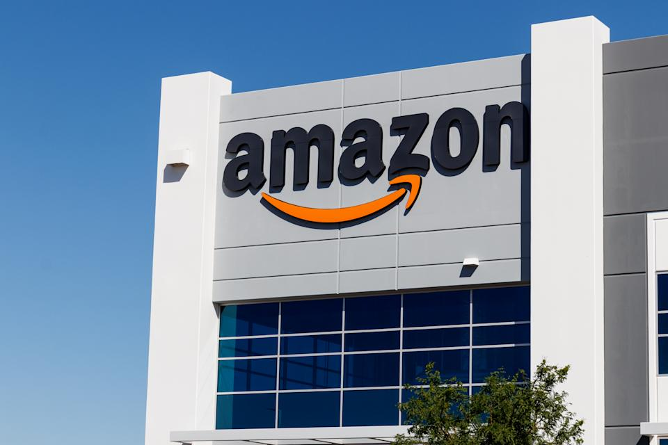 Las Vegas - Circa June 2019: Amazon.com Fulfillment Center. Amazon is the Largest Internet-Based Retailer in the United States