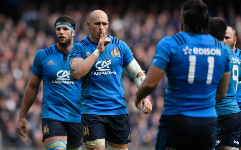 Parisse - Credit: Stu Forster/Getty Images