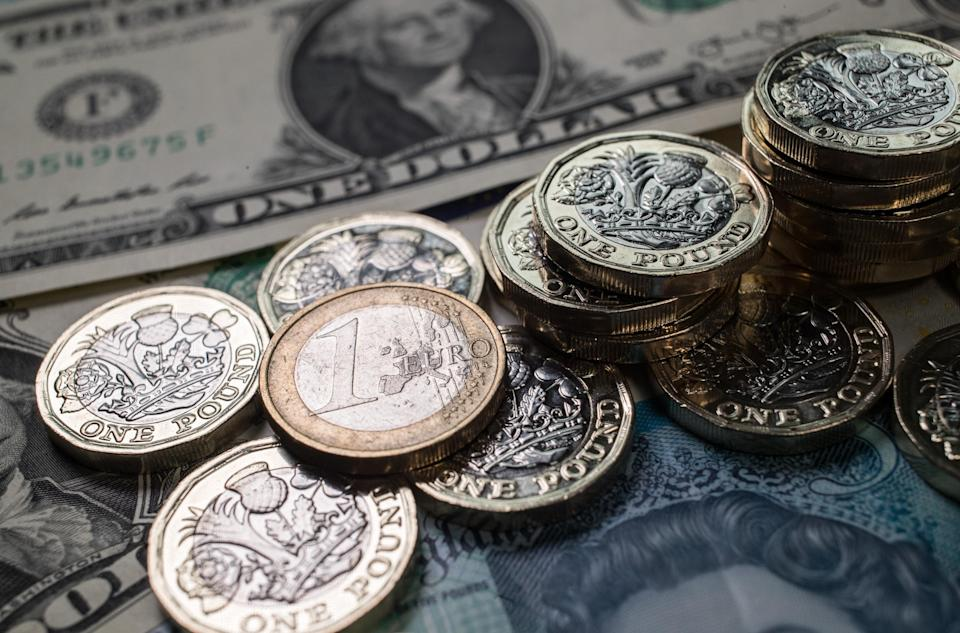 Sterling has been hit hard by Brexit worries and now the euro is rising on the back of tensions with North Korea (Matt Cardy/Getty Images)