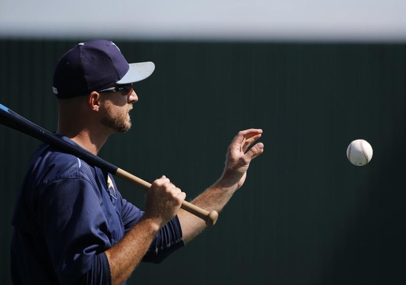 Twins hire ex-Rays player, coach Rocco Baldelli as manager