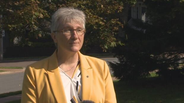 Barbara MacLean is the director of investigations with the Mass Casualty Commission.  (CBC - image credit)