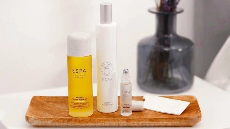 Achieve a meditation-like state with pulse point oil.