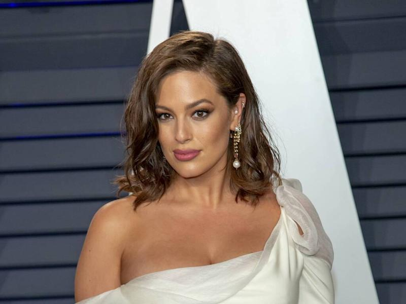 Ashley Graham urges fans to remain calm as she self-isolates