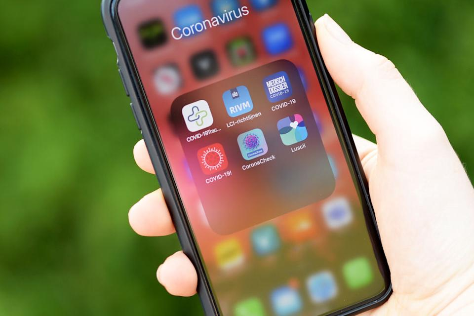 The Australian government is preparing to roll out its own coronavirus tracking app. Source: Getty