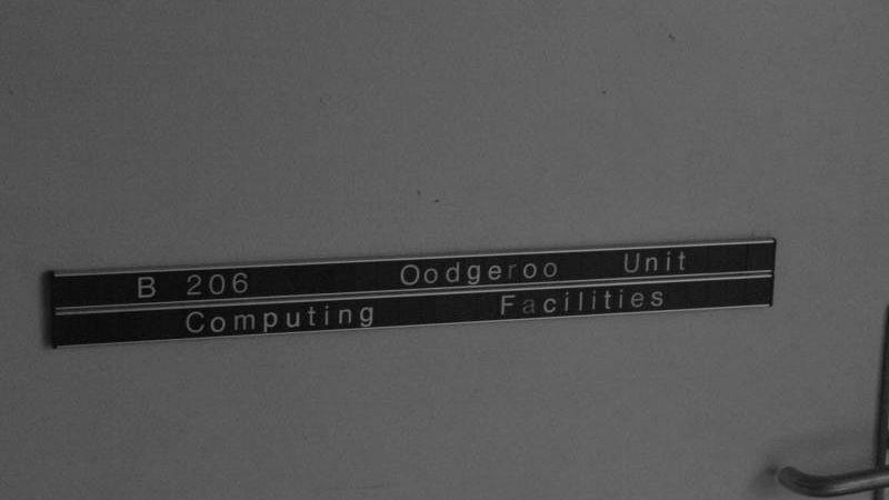The Oodgeroo Unit at the Queensland University of Technology. Photo: Facebook