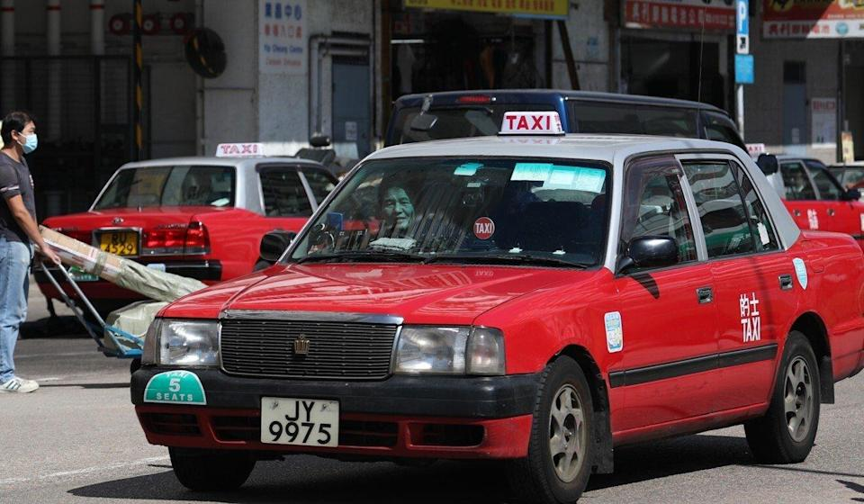 Taxi operators fear that a database of traffic offences will put off new drivers. Photo: Xiaomei Chen