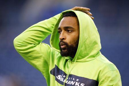 FILE PHOTO: Dec 10, 2018; Seattle, WA, USA; Seattle Seahawks wide receiver Doug Baldwin (89) participates in pregame warmups against the Minnesota Vikings at CenturyLink Field. Mandatory Credit: Joe Nicholson-USA TODAY Sports
