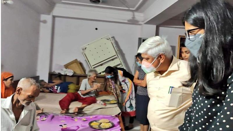 Delhi: Disabled senior citizens beaten, cramped at old age home